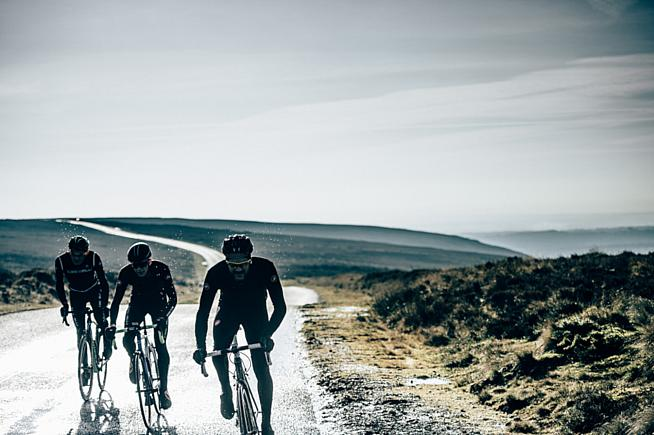 Struggle Trilogy offers cyclists the challenge of taking on all three Struggle rides over epic Yorkshire terrain.