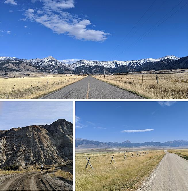 Big sky awaits on the Montana Bike Odyssey.