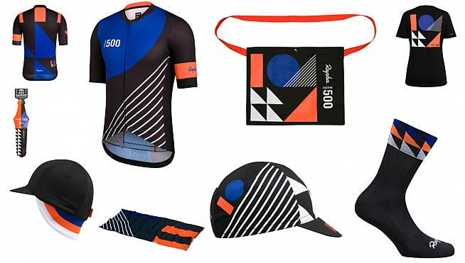 Prizes from the Rapha Festive 500 collection will be up for grabs throughout the challenge.