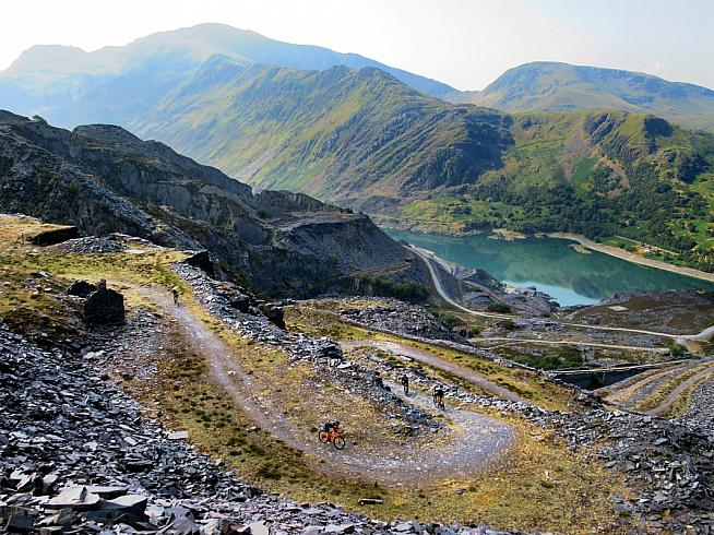 It's LEJOG - but not as you know it... GBDURO traverses Britain via the trail less travelled.