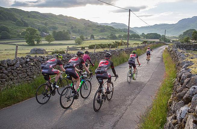 Coast to Coast and Wales in a Day offer epic challenges that can be done in a weekend.