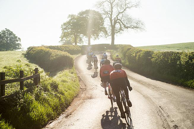 Between the city centres of Birmingham and Coventry riders will be treated to scenic villages and countryside.