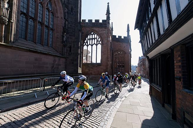 Forget Flanders - the Midlands will satisfy all your cobble-based needs.