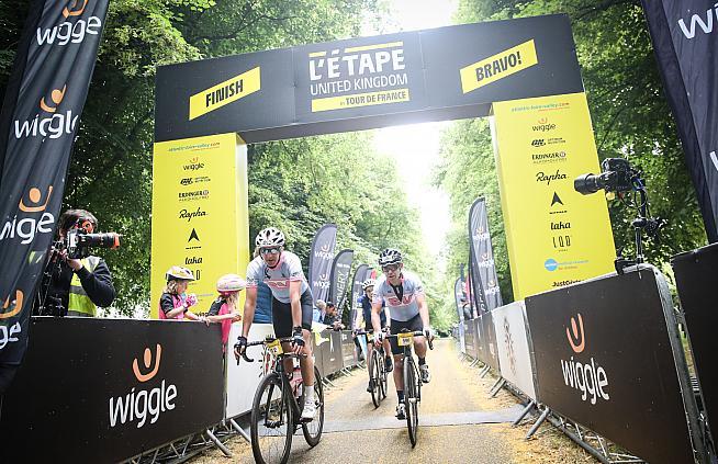 Tour de France fervour comes to the Chilterns with L'Etape UK.