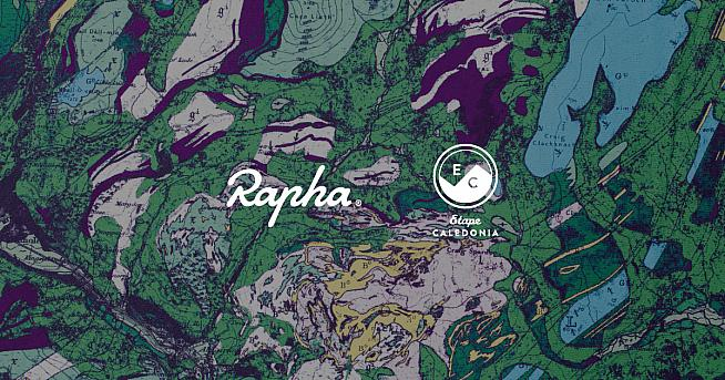 Rapha are to partner with Etape Caledonia for 2020.