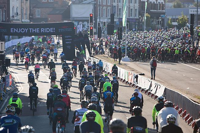 The National Road Championships will now take place alongside Velo Birmingham & Midlands.
