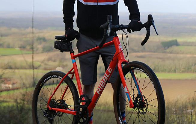 The CGR AL is another capable all-rounder from the Ribble stable. Photos Peter Levenspiel.