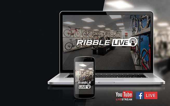 Check out the latest bikes from Ribble with a live online show this weekend.