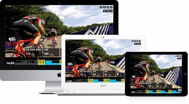 Try out The Sufferfest's All In training plan with an extended month-long free trial.