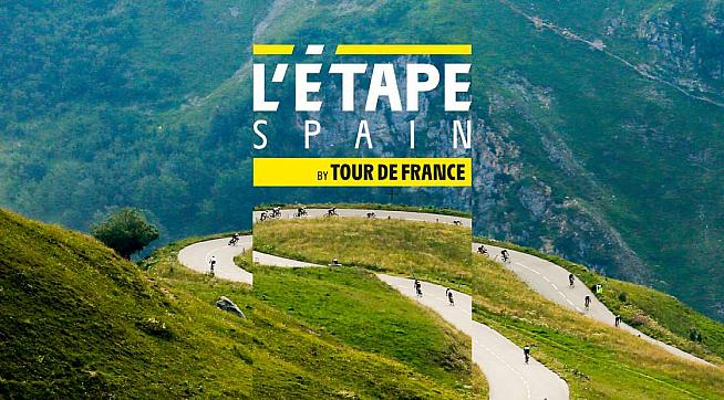 The new L'Etape Spain will take place this November near Madrid.