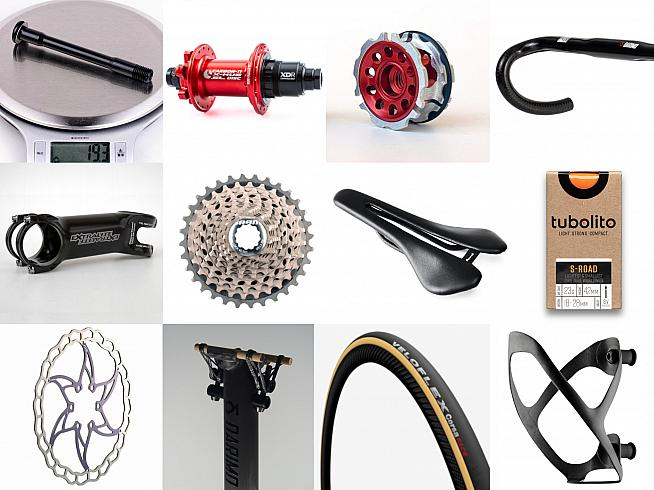Let there be light: this dainty dozen will lighten your bike - and your wallet.