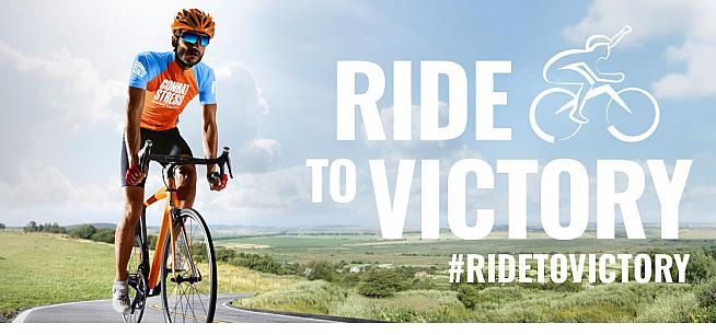 Ride 75 miles and help raise funds for Combat Stress.