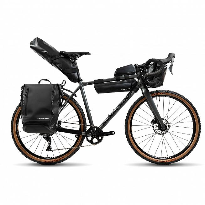 The Lifeline Adenture series from Wiggle offer an affordable entry to bikepacking.