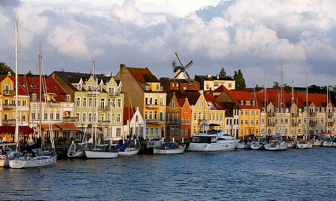 The Danish town of Sonderborg will host a stage finish on the 2021 Tour de France.