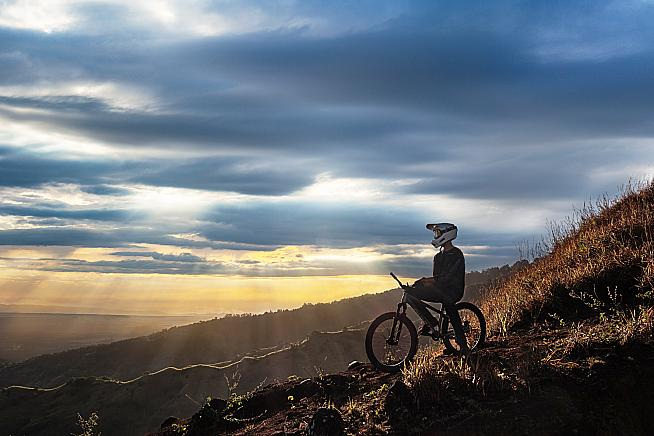 Mountain biking is among the most-searched sports in the UK.