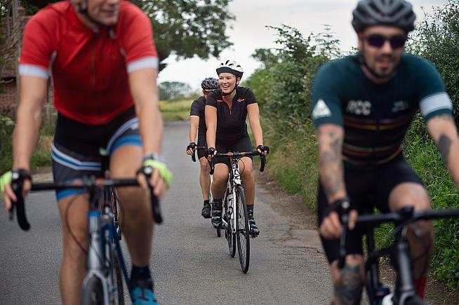 Picture yourself rolling on a brand new bike... It could be you.