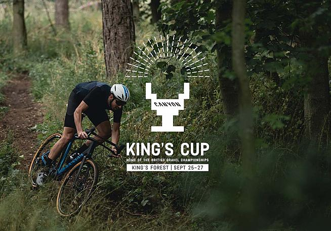 New for 2020 - the King's Cup Gravel Festival will host the British Gravel Championships.