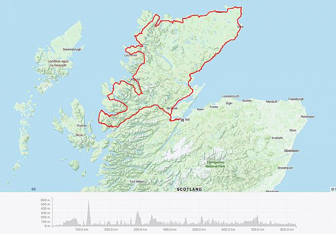 Not the Sunday club run... Scotland's North Coast 500 is a classic touring route.