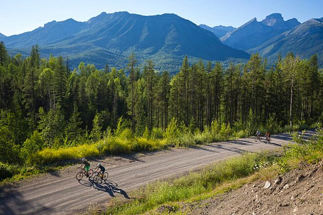 Entries are open for the new TransRockies Gravel Royale.