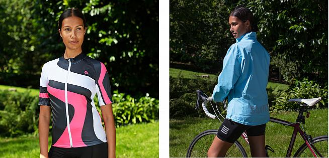 Paired with Proviz jackets the new kit will keep you riding whatever the weather.