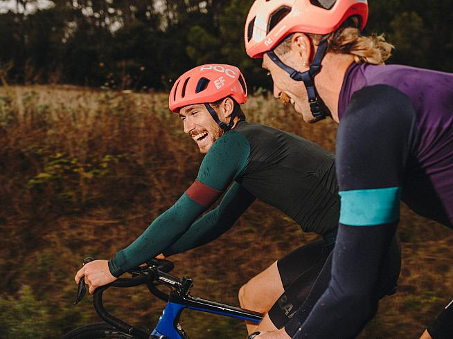 Take your pick from Rapha's wide range of quality cycling kit.
