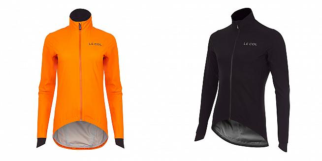 The new Pro Rain Jacket from Le Col uses a multi-layer construction.