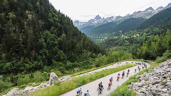 The new Ultrafondo is being launched to mark the 40th edition of La Marmotte Alps.