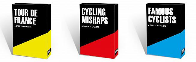 Test your cycling knowledge with Brainy Bikers card games.
