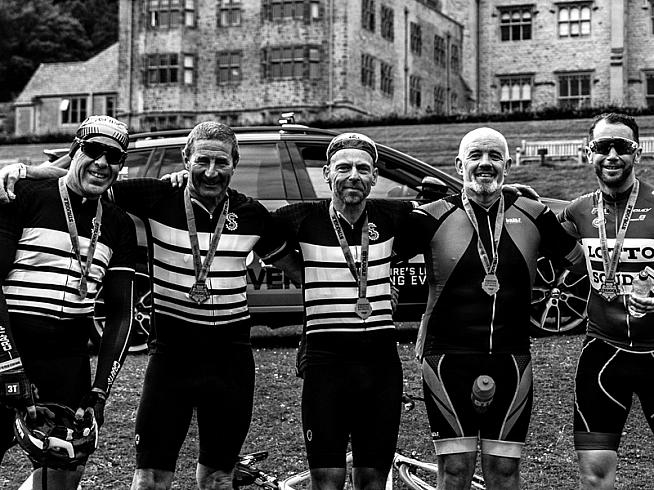 Pre-register today to enter the 2021 Struggle sportives.