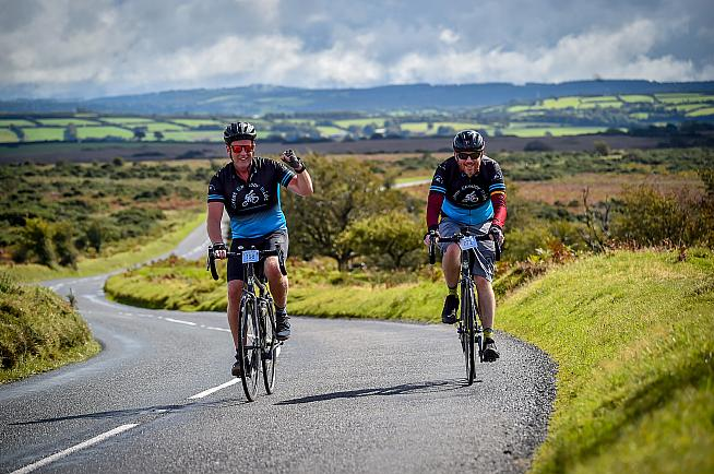 The Great Exmoor Ride will return in 2021 after this year's Covid-defying edition.