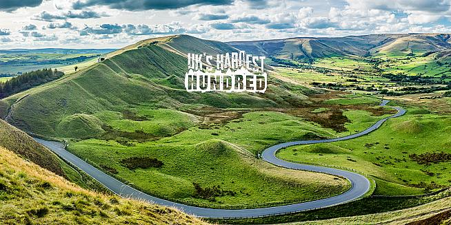 Tackle Mam Tor on the new Hardest Hundred: Peak District sportive.