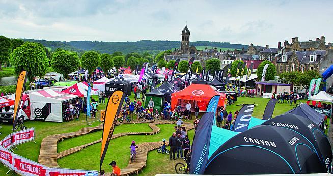 TweedLove Bike Festival returns this September - with road and gravel rides set for June.