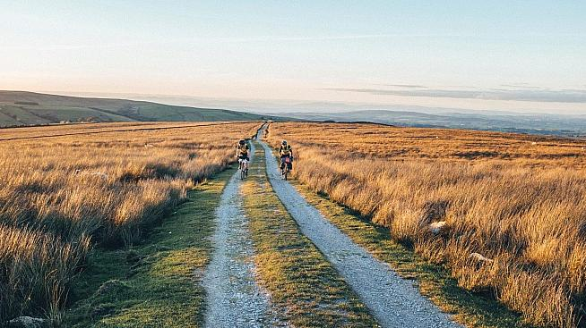 Ride the length of the Pennines in the Rapha Pennine Rally.