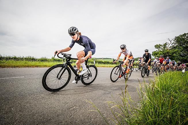 Another one? September's sportive diary is officially full.