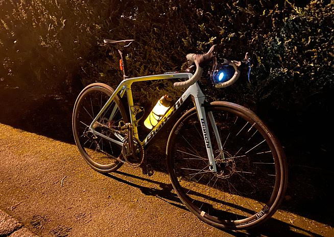The Orb is a useful addition to a night rider's arsenal of lights.