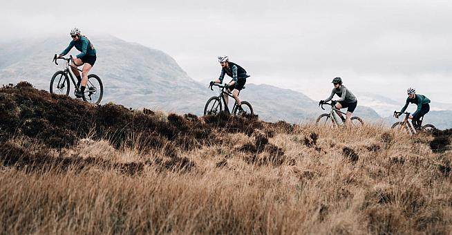 The new Gravel range from Ribble features four off-road bikes.