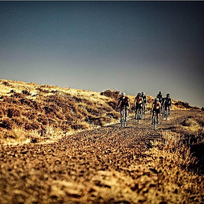 Gravel Epic Marrakech is a three-day desert race in October.