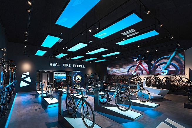 View the entire Ribble bike range at their new flagship showroom in Lancashire.