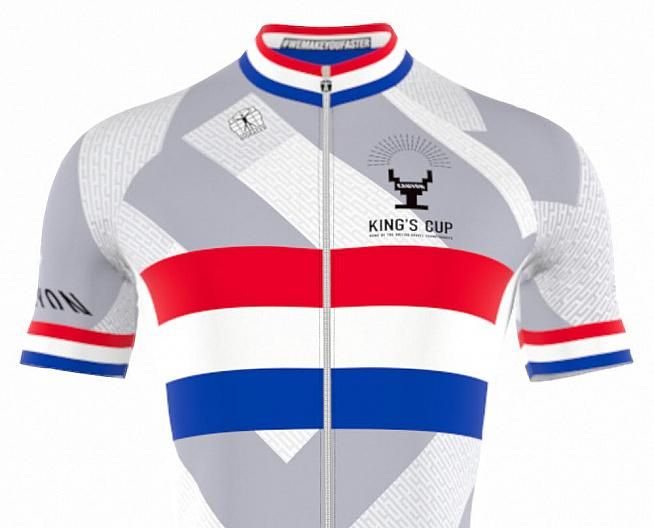 Riders will compete for the British Gravel Champions jersey in September.