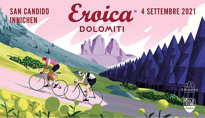 Tackle the Dolomites in classic style on Eroica Dolomiti.