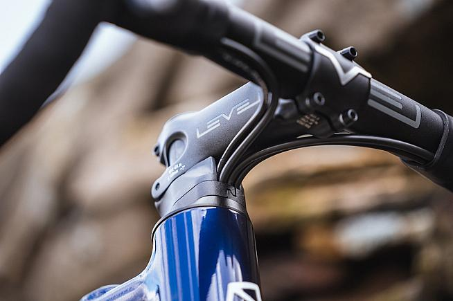 The AL e packs a discreet motor into a lightweight aluminium road bike.