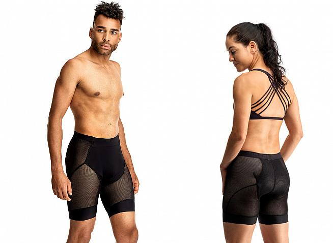 The foundation short is designed to perform over long days in the saddle.