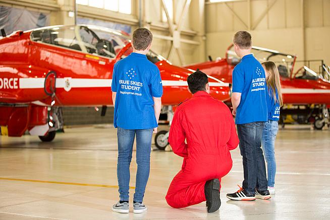 The Jon Egging Trust (JET) supports vulnerable young people to realise their potential.