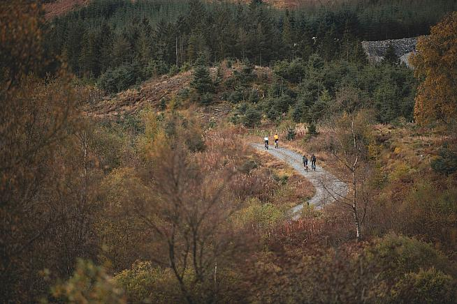 Explore drove roads and green lanes on the Cheeky Grinder gravel ride this weekend.
