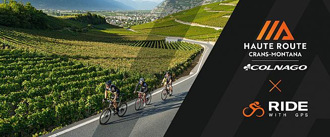 Get your climb on - it's time for another Haute Route challenge.