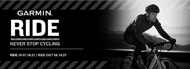 Join the Garmin Ride this October in support of Action Medical Research.