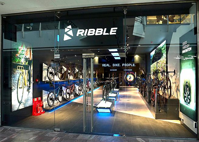 Ribble have opened a new Bristol showroom in The Mall at Cribbs Causeway.