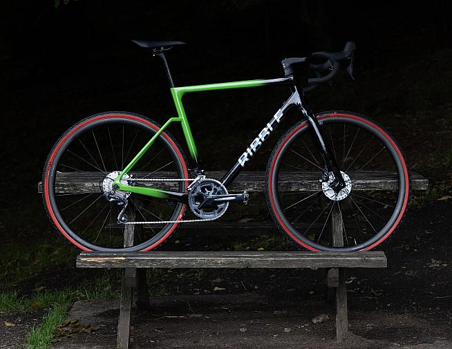 The team will race on the carbon Ribble CX SL.