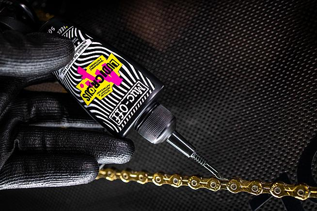 The new Ludicrous AF lube from Muc-Off.