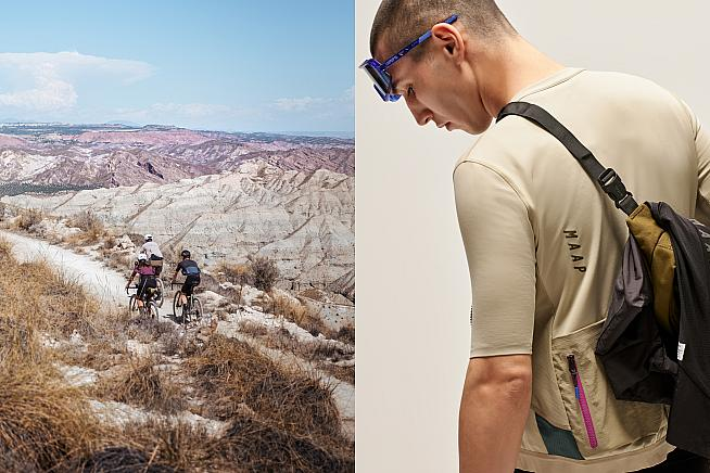 Melbourne brand MAAP have launched their Alt_Road range of gravel cycling kit.